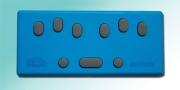 Klawiatura Brajlowska Bluetooth do urządzeń mobilnych