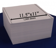 Papier do drukarek brajlowskich
