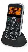 Prosty w obsłudze telefon komórkowy z dużymi klawiszami.